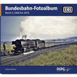 Bundesbahn - Fotoalbum Band 2