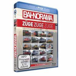 Züge Züge Züge Folge 7+8 – Wien HBF u Wien Praterkai |DVD - Blu-ray