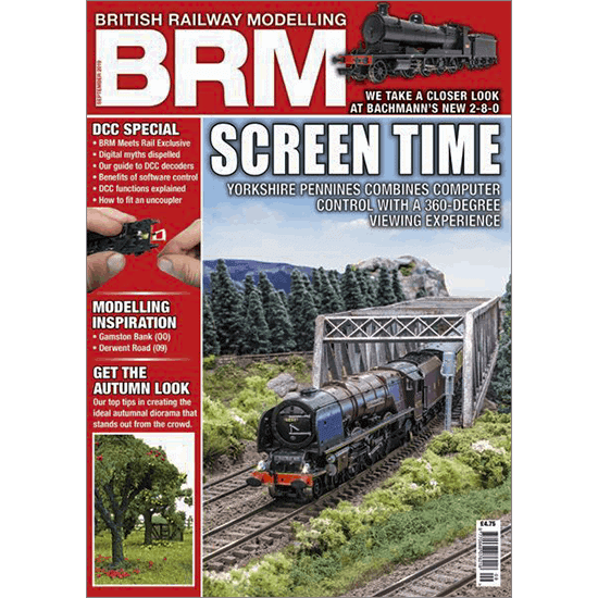British Railway Modelling September 2019