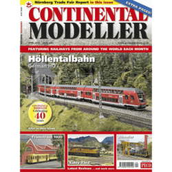 Continental Modeller April 2019