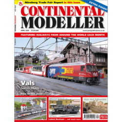 Continental Modeller April 2020