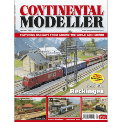 Continental Modeller January 2020