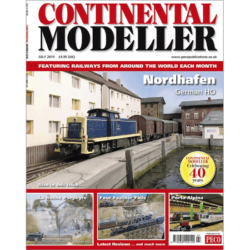 Continental Modeller July 2019