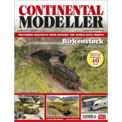 Continental Modeller March 2019