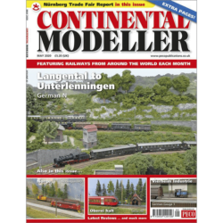 Continental Modeller May 2020