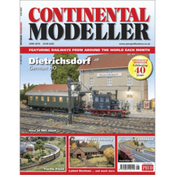 Continental Modeller June 2019