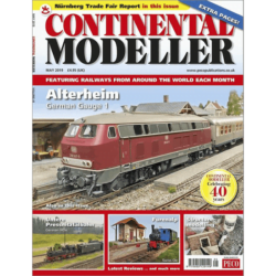 Continental Modeller May 2019