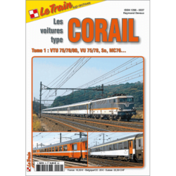 Les voitures CORAIL - Tome1