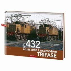 E432 Quaranta locomotive Trifase