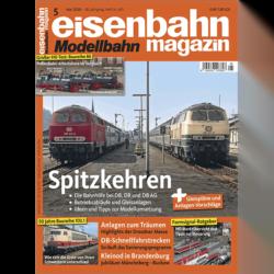 eisenbahn magazin 05/20