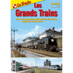 Les Grands Trains - Tome 3