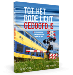 Tot het rode licht gedoofd is Mixmediastore Your Trainstore