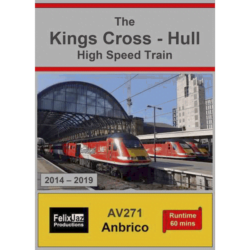 The Kings Cross - Hull High Speed Train (2014 - 2019)