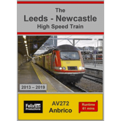 The Leeds - Newcastle High Speed Train (2013 - 2019)