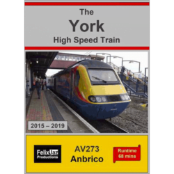 The York High Speed Train (2015 - 2019)