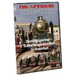 Dampfgiganten – Schnellzuloktreffen in Strasshof | DVD