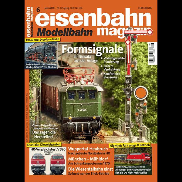 eisenbahn magazin 06/20