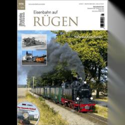 Eisenbahn auf Rügen mit DVD