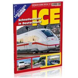 ICE Schnellverkehr in Deutschland