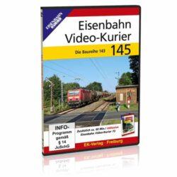 DVD - Eisenbahn Video-Kurier 145
