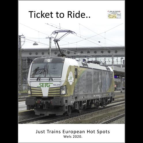 Just Trains 18 - Wels 2020