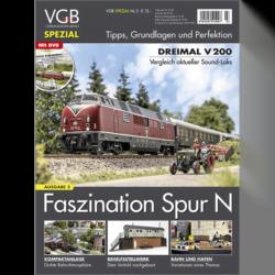 Faszination Spur N - Ausgabe 3 mit DVD