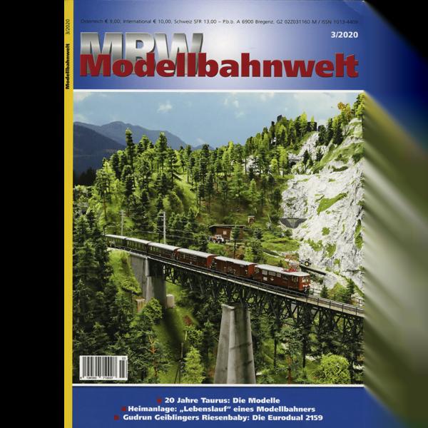 MBW Modellbahnwelt 3/2020