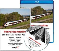 SBB-Linien im Kanton Aargau