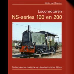 Locomotoren NS-series 100 en 200 -De benzinemechanische en dieselelektrische Sikken