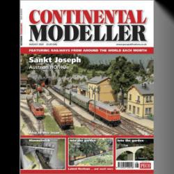 Continental Modeller AUG 2020