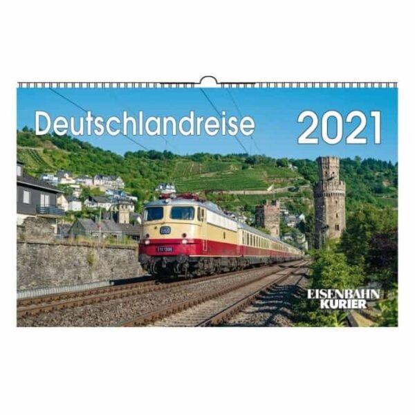 Deutschlandreise Kalender 2021