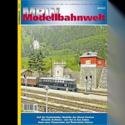 MBW Modellbahnwelt 4/2020
