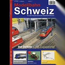 Modellbahn Schweiz 7