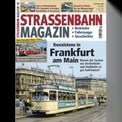Straßenbahn Magazin 09/20