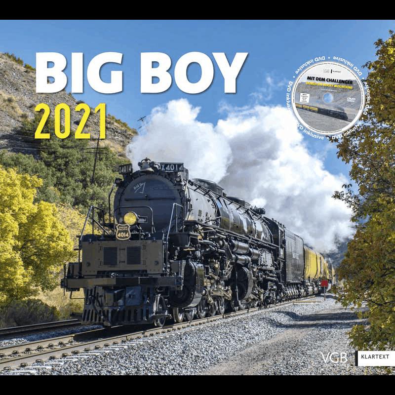 Big Boy Kalender 2021