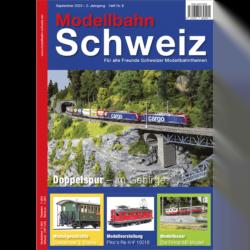 Modellbahn Schweiz 8