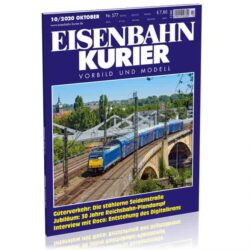 Eisenbahn-Kurier 10/2020