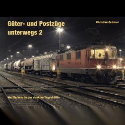 Güter- und Postzüge unterwegs 2