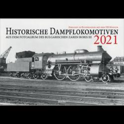 Historische Dampflokomotiven 2021