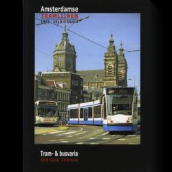 Amsterdamse Tramlijnen 1975 – 2018