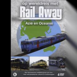 Rail Away Azië en Oceanië