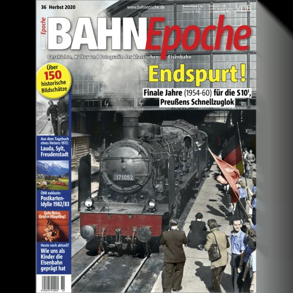 BahnEpoche 36 / Herbst 2020
