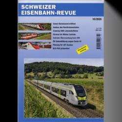 Schweizer Eisenbahn-Revue 10 - 2020