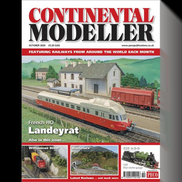 Continental Modeller Oktober 2020