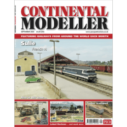 Continental Modeller September 2020