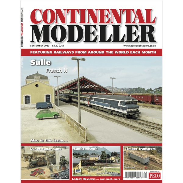 Continental Modeller September 2020