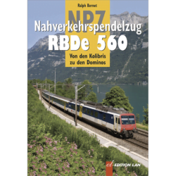 Nahverkehrspendelzug RBDe 560