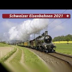 Schweizer Eisenbahnen 2021