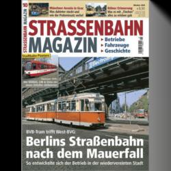 Straßenbahn Magazin 10/20