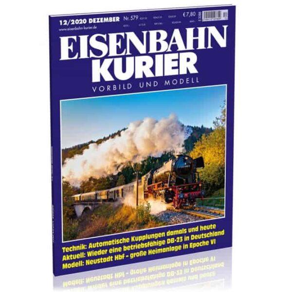 isenbahn-Kurier 12/2020